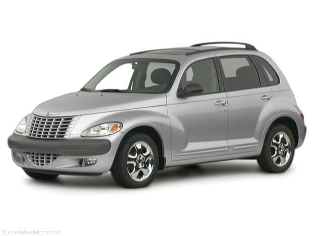 2001 Chrysler PT Cruiser SUV FWD