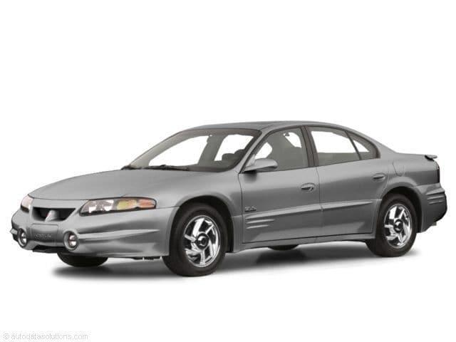2001 Pontiac Bonneville SLE Sedan FWD