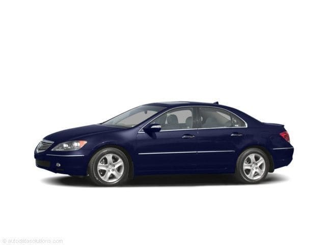 Photo Used 2005 Acura RL 3.5 in Johnston