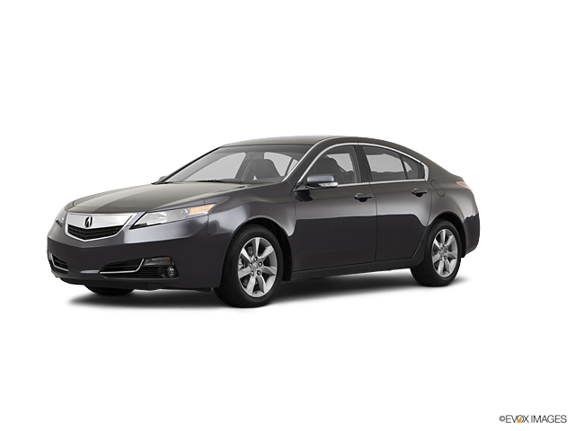 Used 2012 Acura TL 2WD w/Technology Package and Automatic