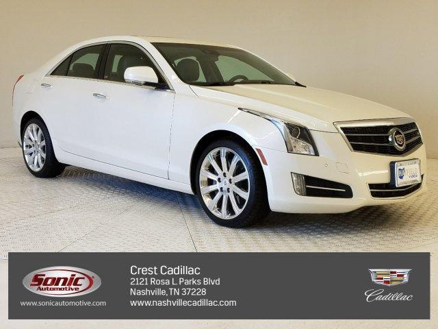 Used 2014 Cadillac ATS 3.6L V6 AWD Premium