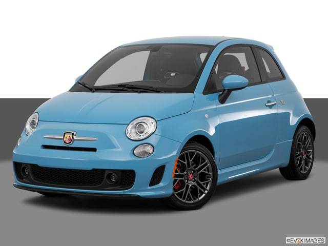 2017 FIAT 500 Abarth Hatchback in McKinney