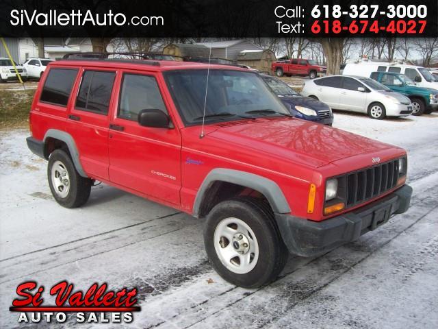 Photo 1997 Jeep Cherokee Sport 4-Door 4WD