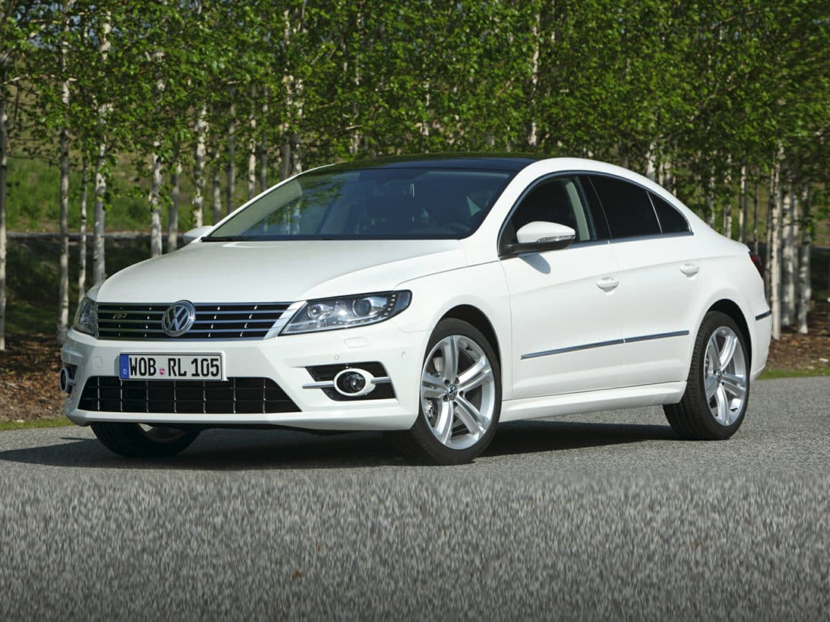 Photo Used 2013 Volkswagen CC For Sale  Wilmington NC