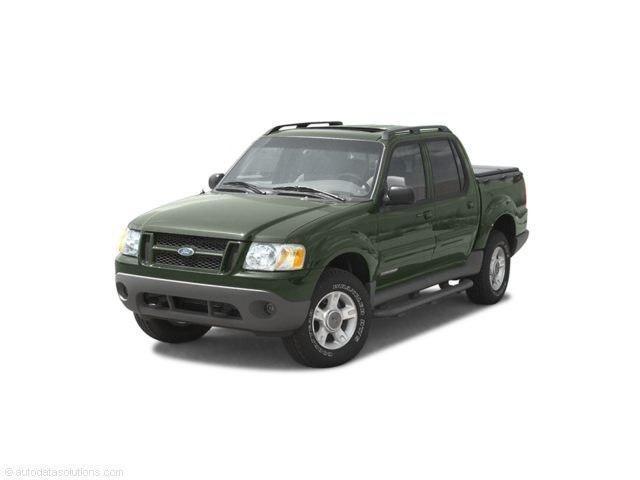 2004 Ford Explorer Sport Trac XLT SOHC MPFI Flex-Fuel V6 Engine