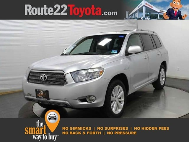 2010 Toyota Highlander Hybrid Limited V6 SUV All-wheel Drive