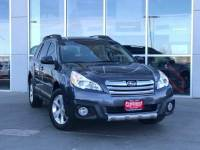 2014 Subaru Outback 2.5i Limited (CVT) SUV H-4 cyl
