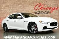 2014 Maserati Ghibli S Q4 - ALL WHEEL DRIVE NAVI BACKUP CAM KEYLESS GO HEATED LEATHER SPORT CHRONO