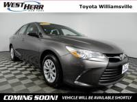 2015 Toyota Camry LE Sedan For Sale - Serving Amherst