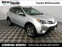 2015 Toyota RAV4 XLE SUV For Sale - Serving Amherst