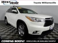 2016 Toyota Highlander Limited SUV For Sale - Serving Amherst
