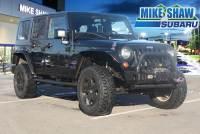 Used 2011 Jeep Wrangler Unlimited Sahara near Denver, CO