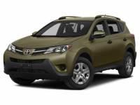 Pre-Owned 2014 Toyota RAV4 XLE SUV in Greensboro NC