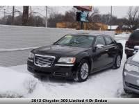 Used 2012 Chrysler 300 Limited for sale near Detroit