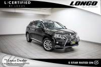 Pre-Owned 2015 Lexus RX 350 FWD 4dr w/ Sport-Appearance Package Front Wheel Drive SUV