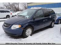 Used 2004 Chrysler Town & Country LX for sale near Detroit