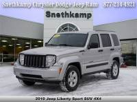 Used 2010 Jeep Liberty Sport for sale near Detroit