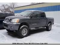 Used 2006 Nissan Titan SE w/FFV for sale near Detroit