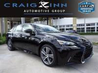 Pre Owned 2016 Lexus GS 350 4dr Sdn RWD