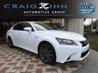 Pre Owned 2015 Lexus GS 350 4dr Sdn RWD F SPORT