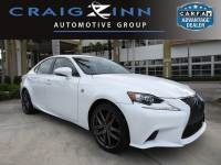 Pre Owned 2015 Lexus IS 350 4dr Sdn RWD F SPORT