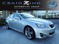 Pre Owned 2013 Lexus IS 250 4dr Sport Sdn Auto RWD