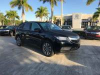 Pre Owned 2015 Acura MDX FWD with Technology Package