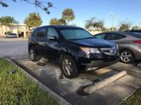 Pre Owned 2007 Acura MDX 4WD 4dr AT