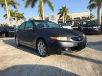 Pre Owned 2006 Acura TSX 2.4 DOHC i-VTEC 5-Speed Sequential Sportshift AT