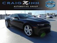 Pre Owned 2015 Chevrolet Camaro 2dr Cpe SS w/1SS