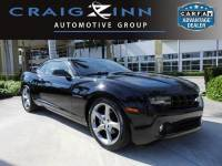 Pre Owned 2013 Chevrolet Camaro Coupe 1LT