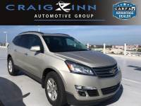 Pre Owned 2013 Chevrolet Traverse FWD LT w/1LT