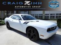Pre Owned 2014 Dodge Challenger 2dr Cpe SXT