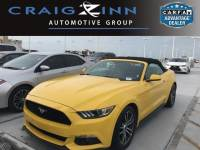 Pre Owned 2017 Ford Mustang EcoBoost Premium Convertible