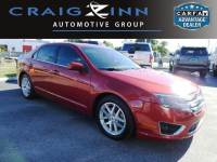 Pre Owned 2010 Ford Fusion 4dr Sdn SEL FWD