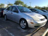 Pre Owned 2005 Ford Focus 4dr Sdn ZX4 SES