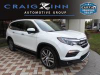 Pre Owned 2017 Honda Pilot Touring 2WD