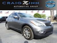 Pre Owned 2014 INFINITI QX50 RWD 4dr