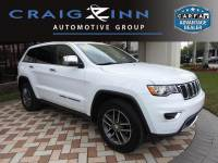 Pre Owned 2017 Jeep Grand Cherokee Limited 4x2