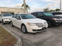 Pre Owned 2010 LINCOLN MKZ 4dr Sdn FWD