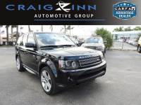 Pre Owned 2012 Land Rover Range Rover Sport 4WD 4dr HSE LUX