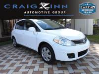 Pre Owned 2011 Nissan Versa 5dr HB I4 Auto 1.8 S