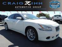Pre Owned 2010 Nissan Maxima 4dr Sdn V6 CVT 3.5 S