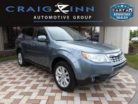 Pre Owned 2012 Subaru Forester 2.5X Limited