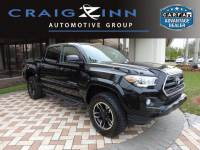 Pre Owned 2017 Toyota Tacoma SR5 Double Cab 5' Bed V6 4x2 AT (GS)