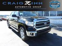 Pre Owned 2014 Toyota Tundra 2WD Truck 2WD CrewMax Short Bed 5.7L SR5 (Natl)