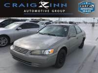 Pre Owned 1998 Toyota Camry 4dr Sdn CE Manual