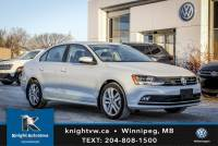 New 2017 Volkswagen Jetta Sedan Highline w/ Leather/Sunroof/Nav/Backup Cam/Lane Assist FWD 4dr Car