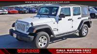 Used 2016 Jeep Wrangler Unlimited Sport 4WD Sport