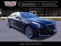 2017 CADILLAC CT6 3.6L Luxury Sedan